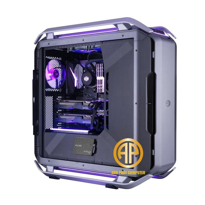 Máy tính chơi game AMD Ryzen Threadripper 2990WX Ram 32GB Hdd 6TB Ssd 500GB Vga RTX2080TI