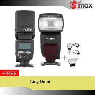 Đèn Flash Yongnuo YN685 Wireless For Canon + Omni thumbnail