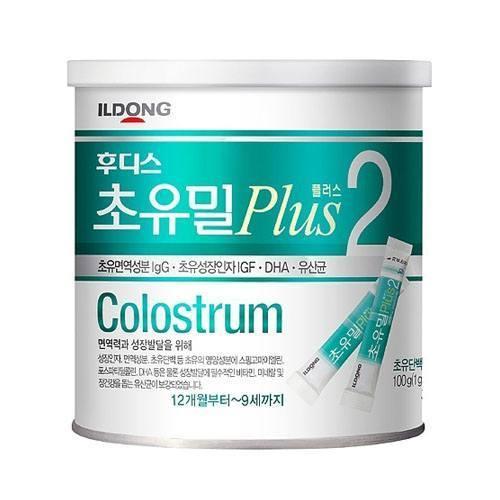 Sữa Non ILDong Foodis CHOYUMEAL Plus Hàn Quốc Số 2