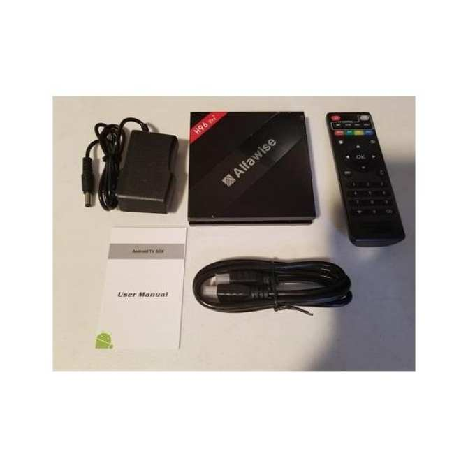 Hình ảnh Android tv box H96 Pro