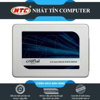 [Nhập ELJUN21 giảm 10%] Ổ cứng SSD Crucial MX500 3D NAND SATA III 2.5 inch 500GB (Xanh) - Nhất Tín Computer thumbnail