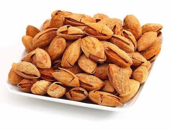 Giảm 26 %】 Hạnh Nhân Mỹ rang bơ Nuts talk (túi 500g)