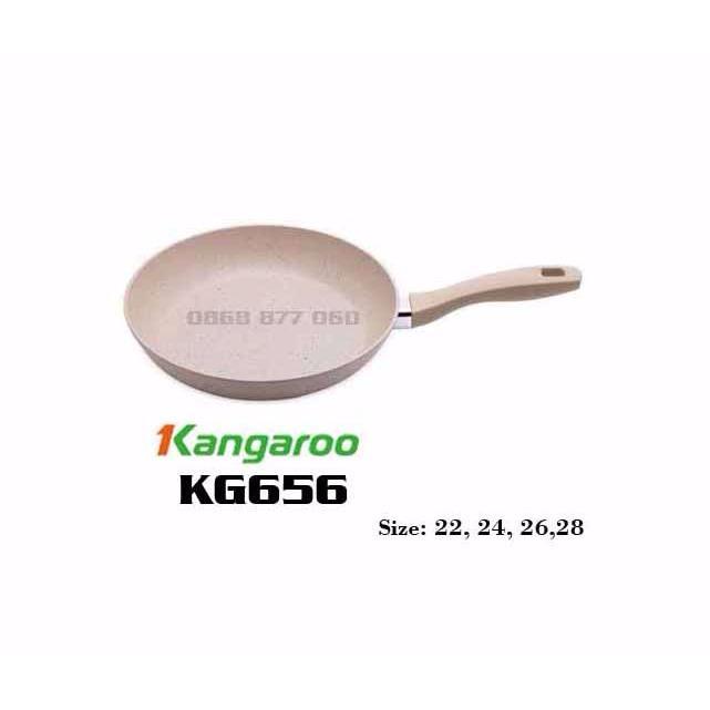 Chảo rán 22cm Kangaroo KG656XS