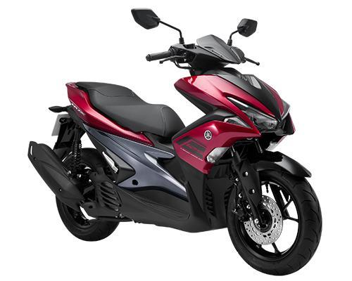 Xe Yamaha NVX 125 Deluxe 2019 _ Đỏ
