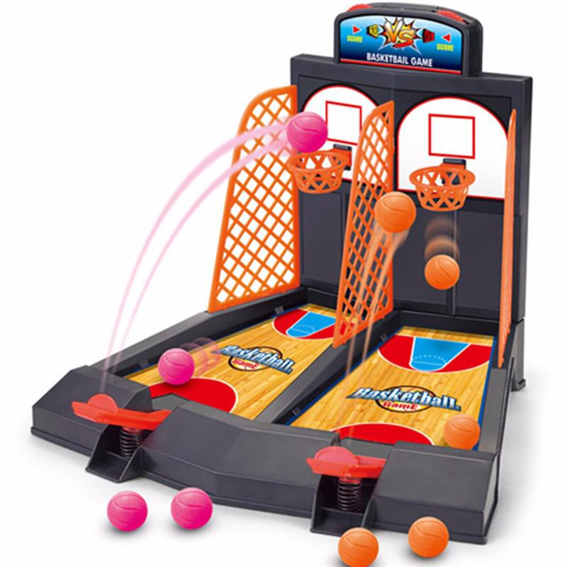 Đồ chơi trẻ em Bóng rổ cho bé - Basketball game