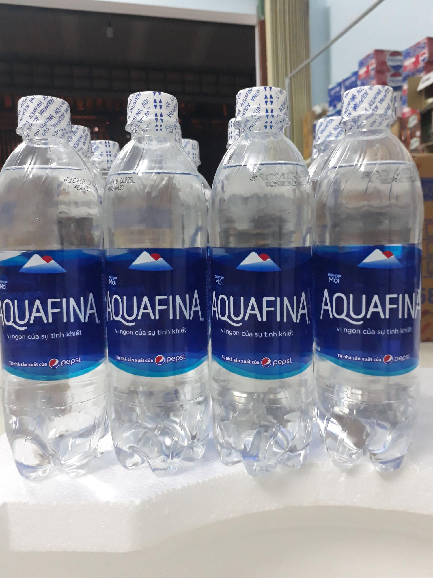 Nước suối AQuafina 500ml(12chai)