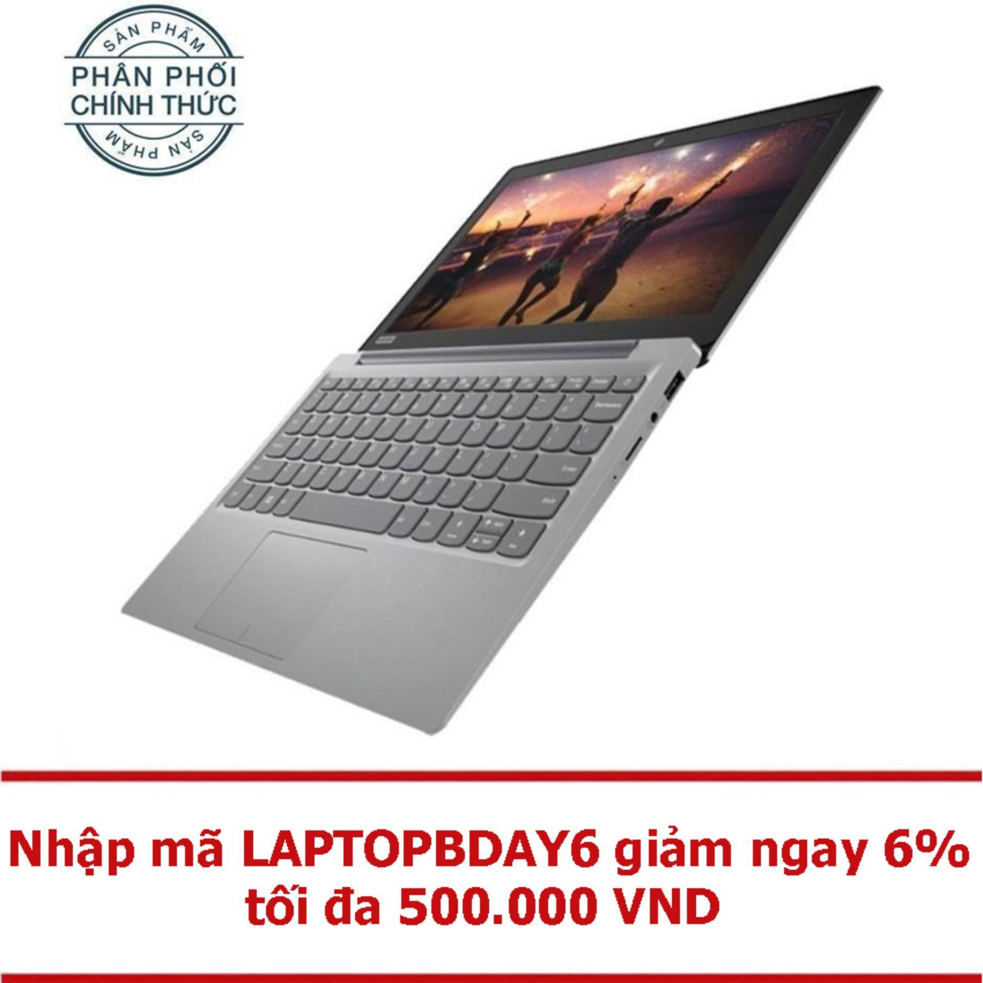 Lenovo IdeaPad 120S-11IAP 11.6inch HD (Xám) - Hãng Phân phối chính thức