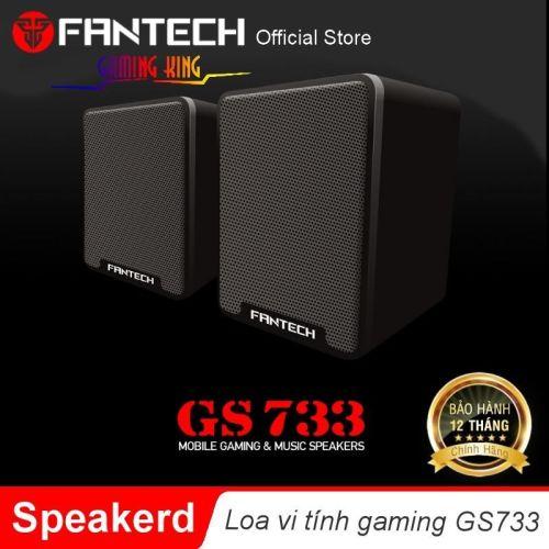 Loa vi tính Gaming - Fantech GS733 - Hãng phân phối chính thức - Loa Máy
