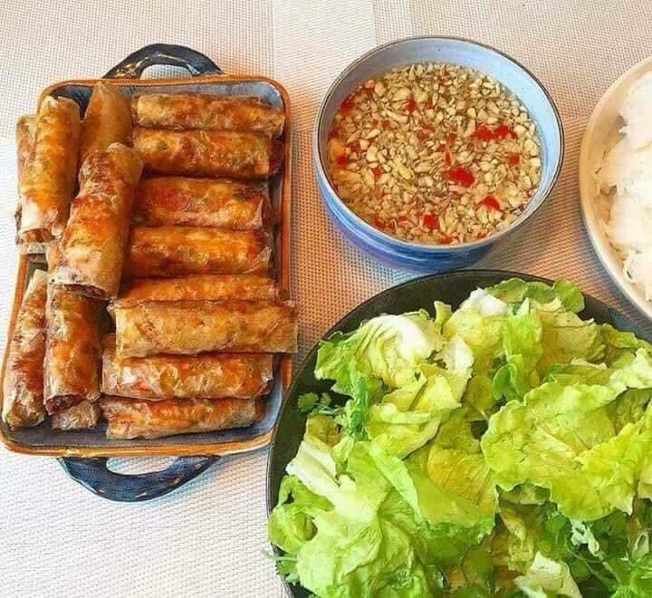 Vỏ Ram Hà Tĩnh (Bánh đa nem)