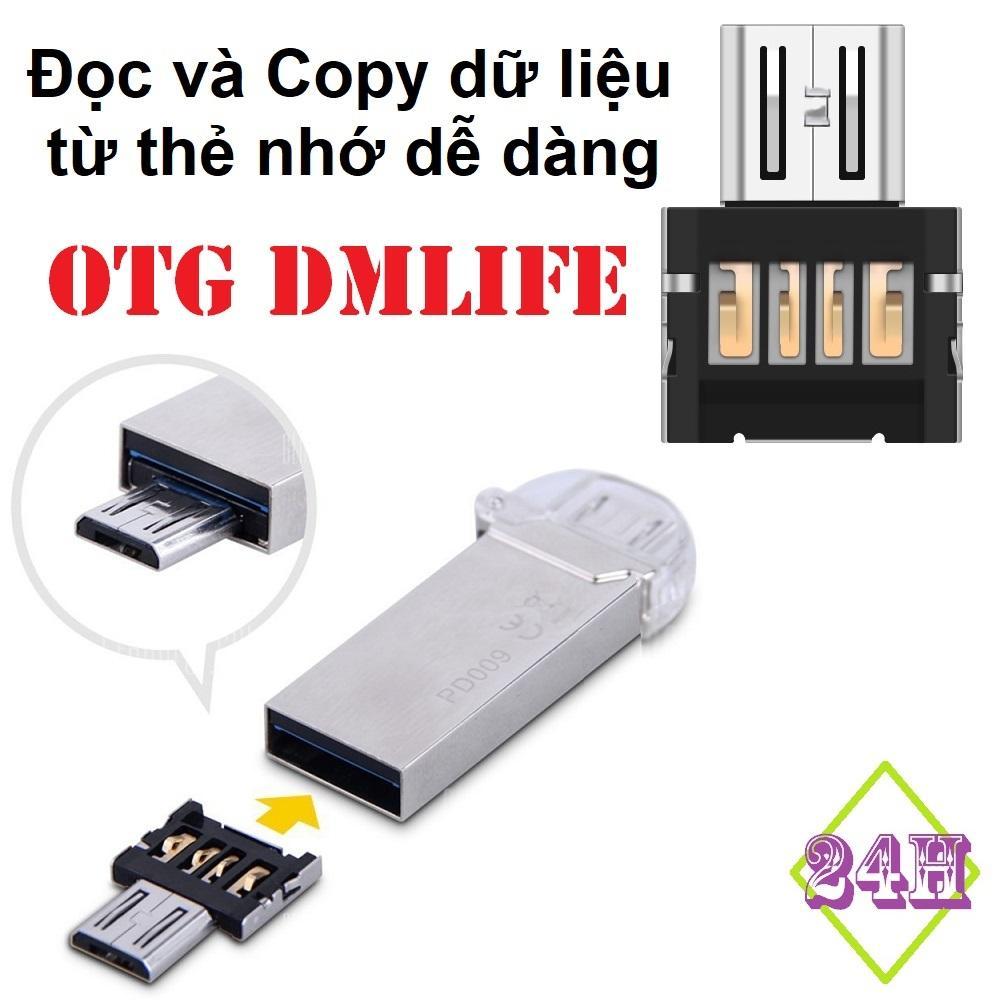 USB OTG Đa Dung Lượng, Đọc Nhanh, Giá Tốt