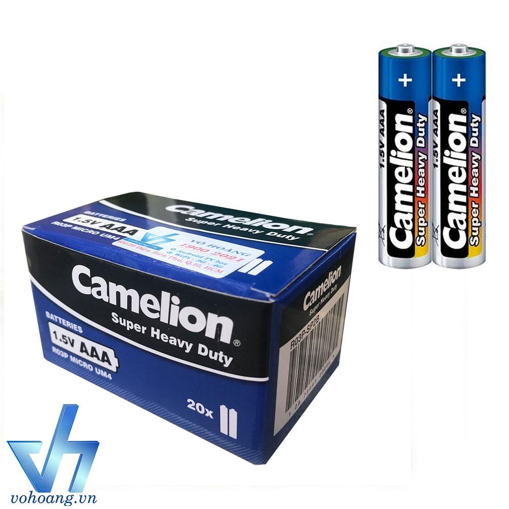 40 pin AAA Camelion R03P