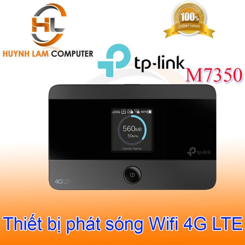 Thiết bị phát sóng WiFi 4G LTE TPlink M7350 pin 2000mAh tốc độ 150Mbps FPT phân phối