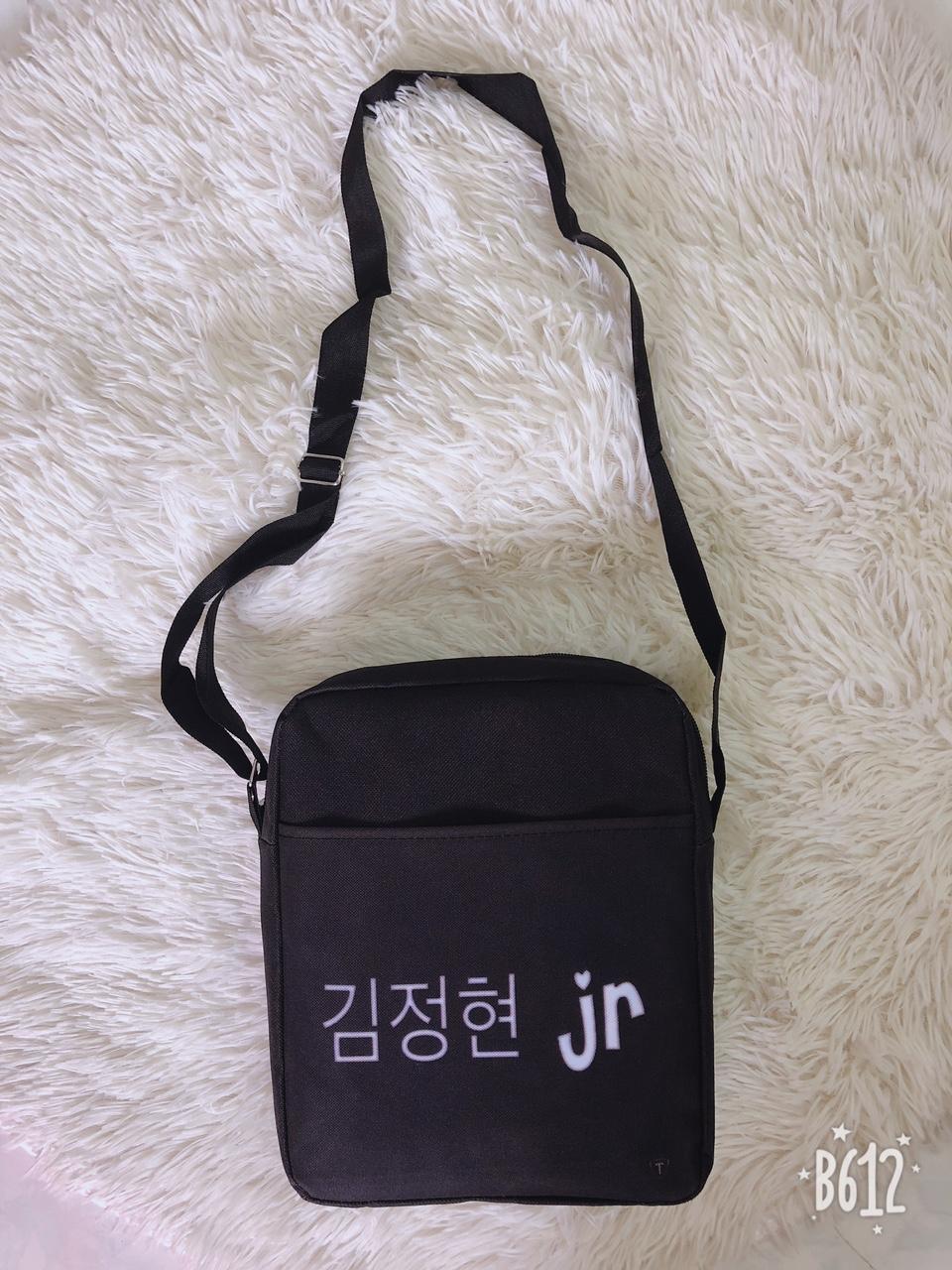 [TẶNG MÓC KHÓA] Túi đeo chéo Jr Hàn Quốc vừa ipad đi học đi chơi