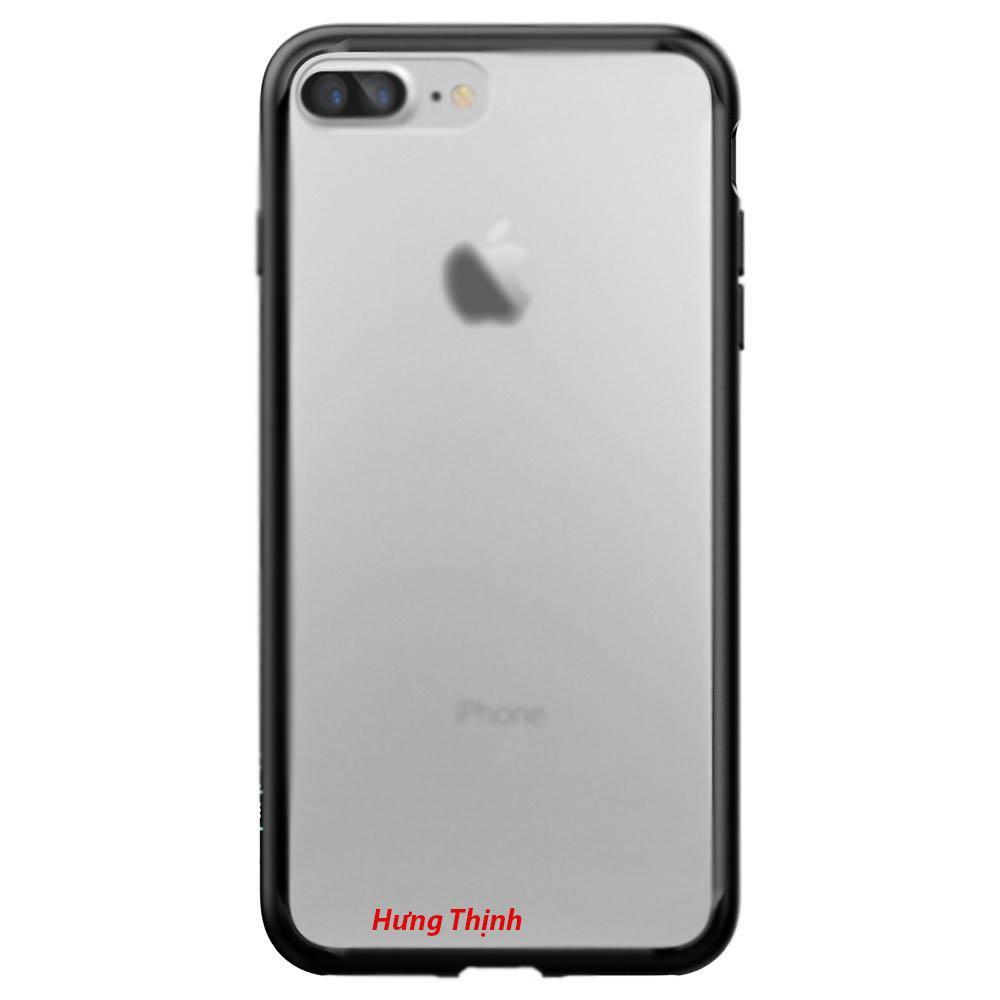 Ốp lưng silicon nhám mờ viền dẻo cho iphone 7plus/8plus thời trang,siêu bền