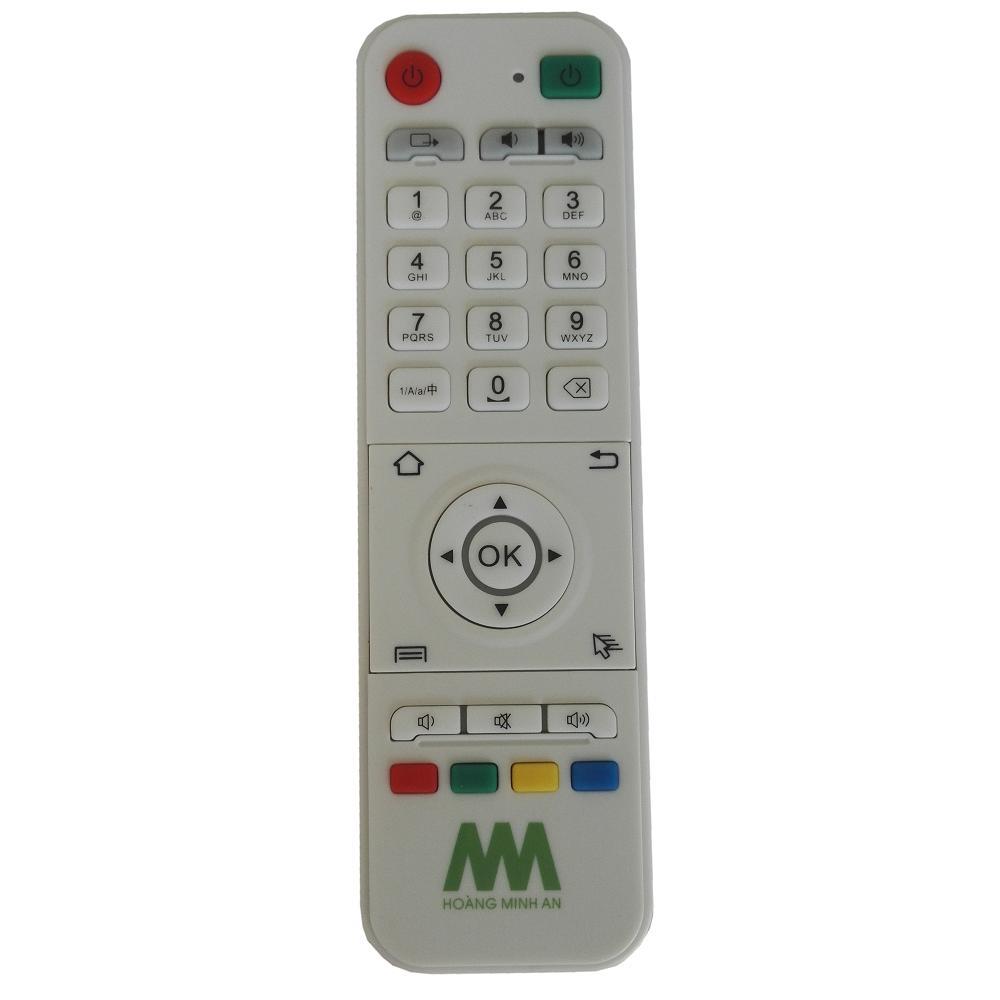 Remote dành cho các dòng sản phẩm Android Tivi Box sử dụng Chip xử lý Rockchip (T8, Q9, Q9s, Q9s New, S1 Kiwi, V1...)