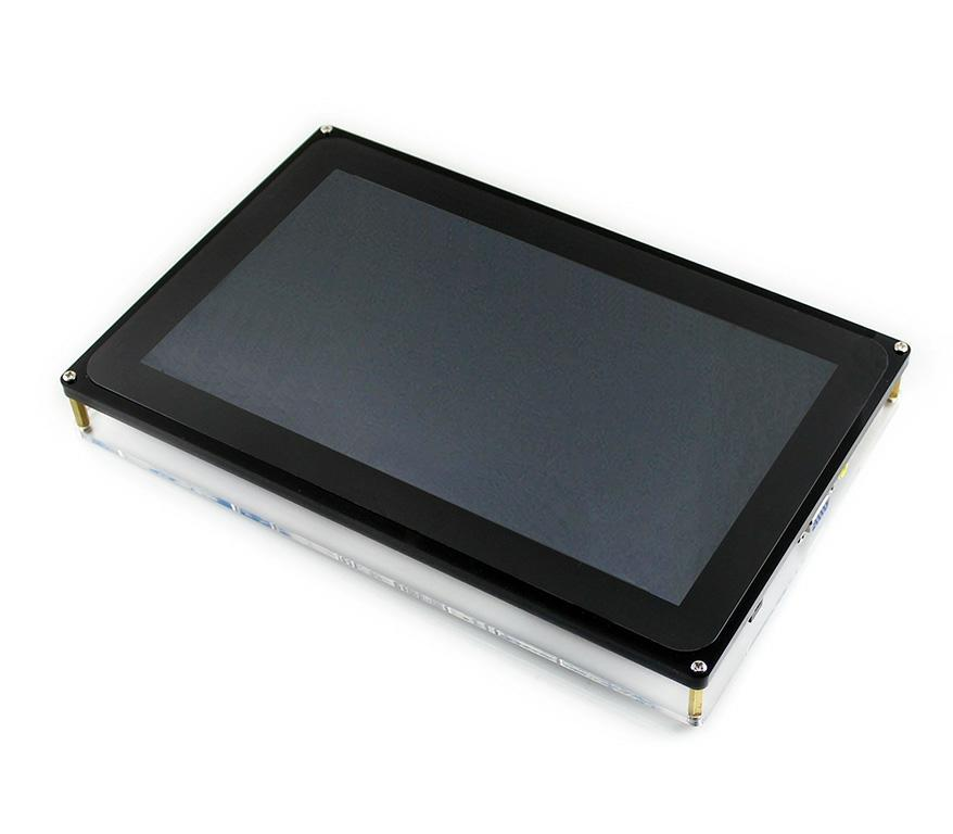 10.1inch HDMI LCD (H) (with case), 1024×600, supports various systems