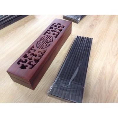 Đũa gỗ mun đen,đũa gỗ cẩm lai,đũa gỗ trắc đỏ