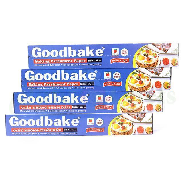 Giấy nướng bánh Goodbake GB30 30cm x 5m