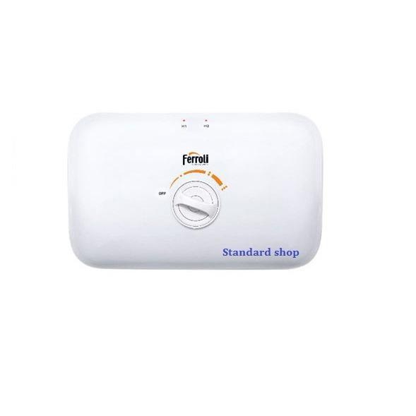 MÁY NƯỚC NÓNG TRỰC TIẾP FERROLI RITA FS-4.5 TM( Chưa Có Vòi Sen Tắm)