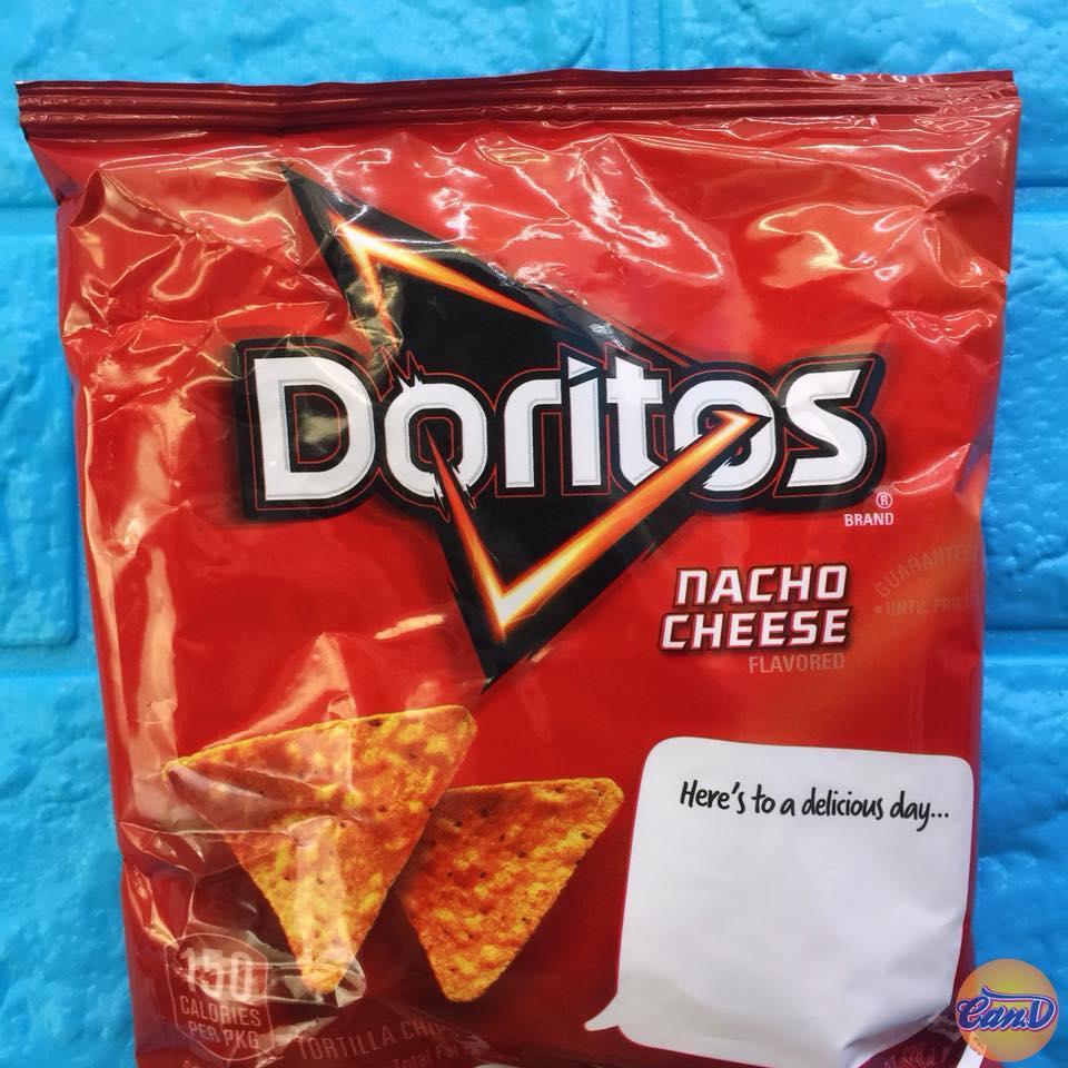 Bánh snack Doritos vị Nacho Cheese 28.3gr