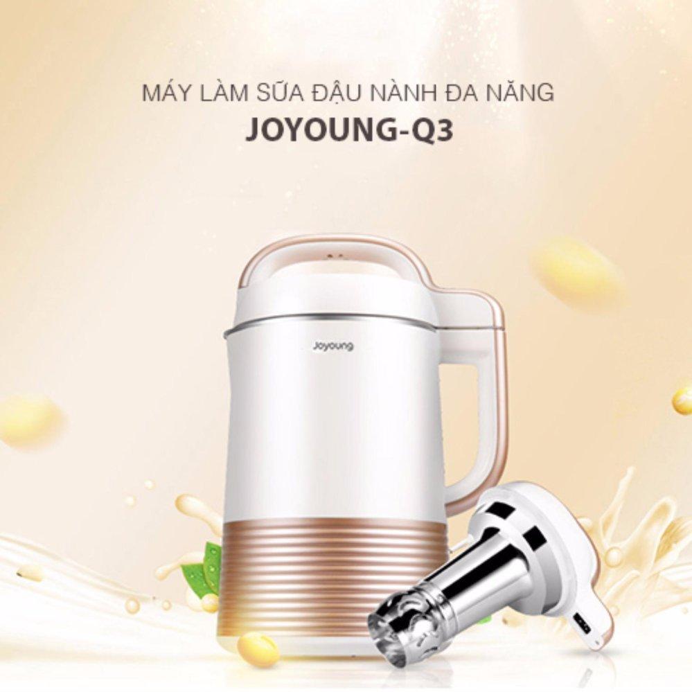 Máy Làm Sữa Đậu Nành 1.3L, Công Suất 1000W JOYOUNG DJ-13C-Q3