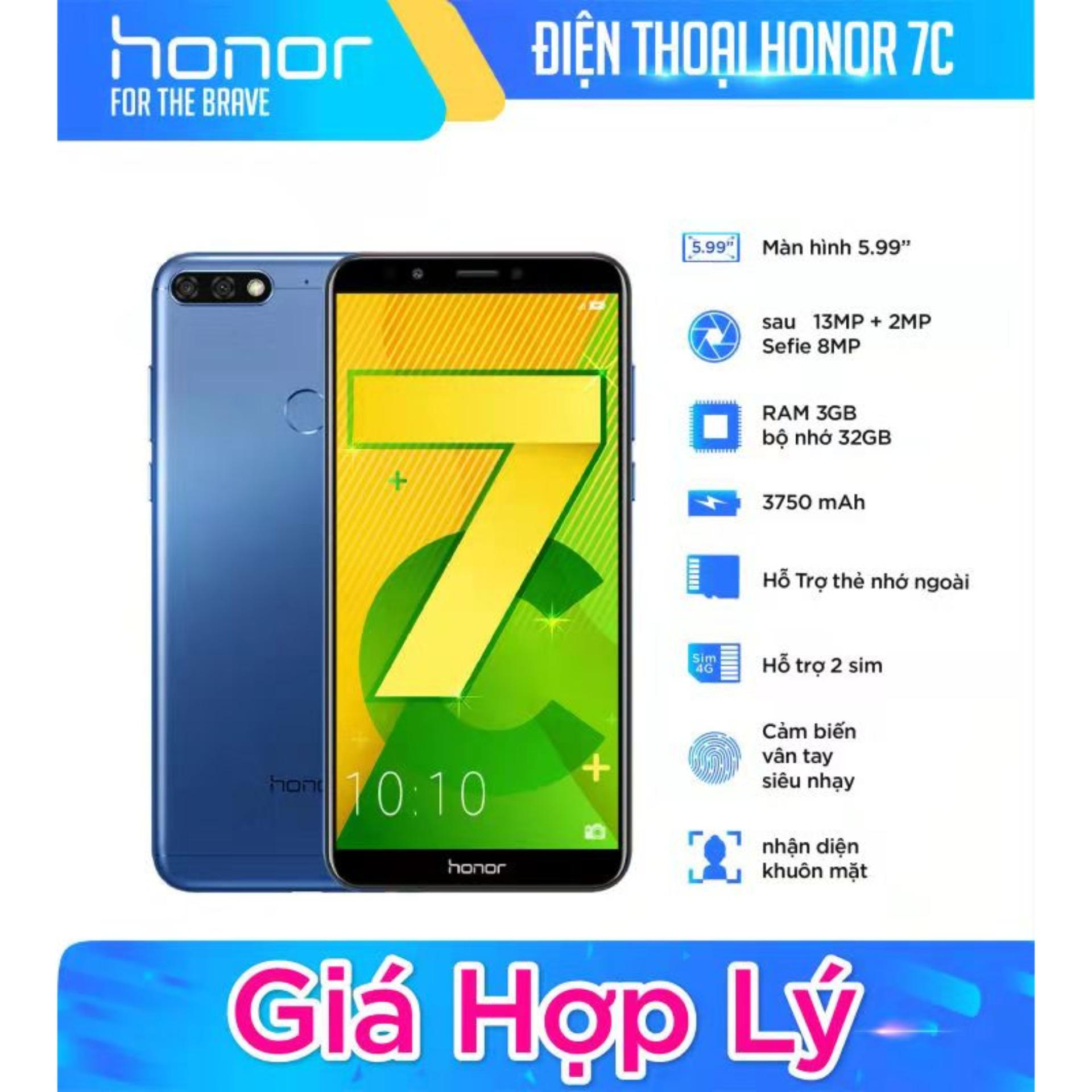 Honor 7C 32GB RAM 3GB