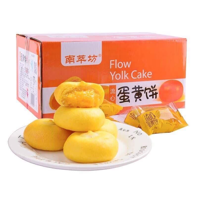 [SG - HCM] Combo 2 Bánh Pía Trứng Chảy Kim Sa Đài Loan