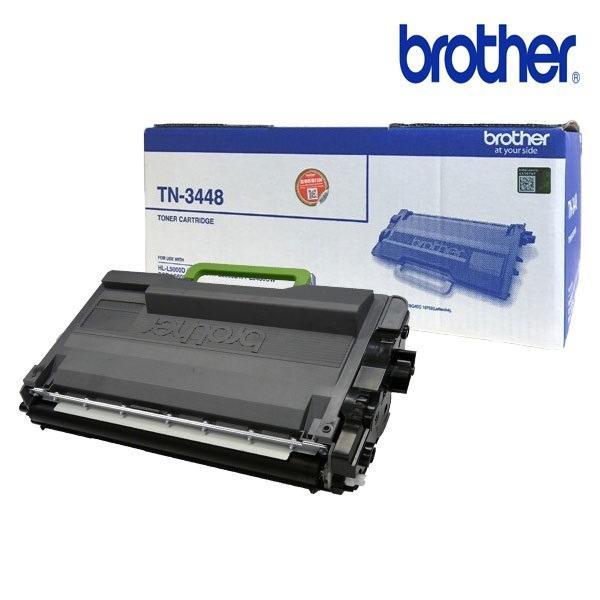 Mực In Laser Đen Trắng Brother Tn-3448 Toner Cartridge