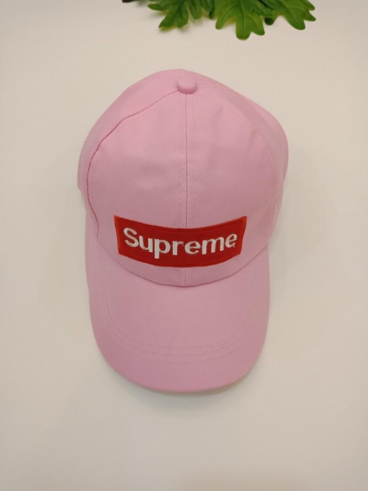 Mũ nón lưỡi trai nữ ( Màu hồng)