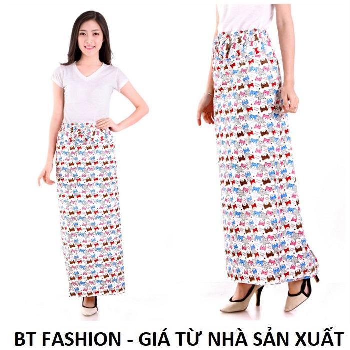 Váy Chống Nắng (Loại Tốt) 2 Lớp + 2 Mặt, Có Túi Tiện Lợi - BT Fashion - Giao màu ngẫu nhiên (VCN05)