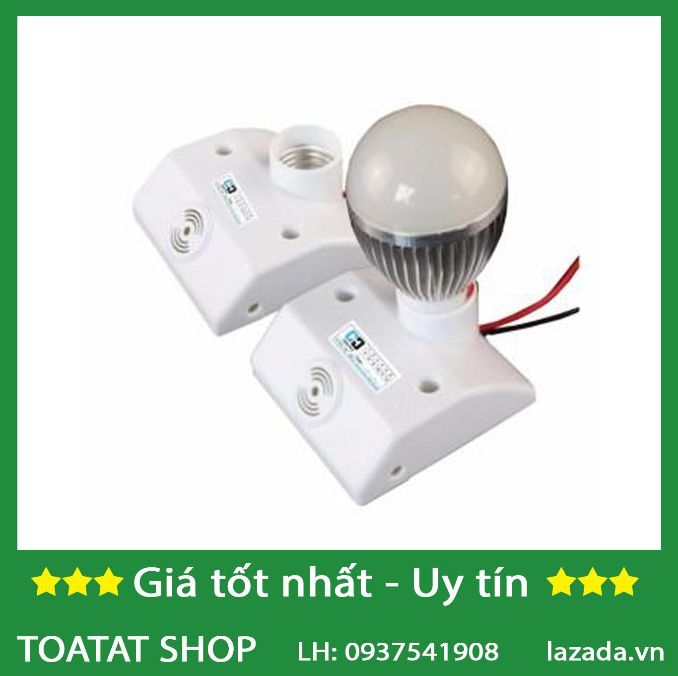 Đui đèn cảm ứng mắt thần GG24