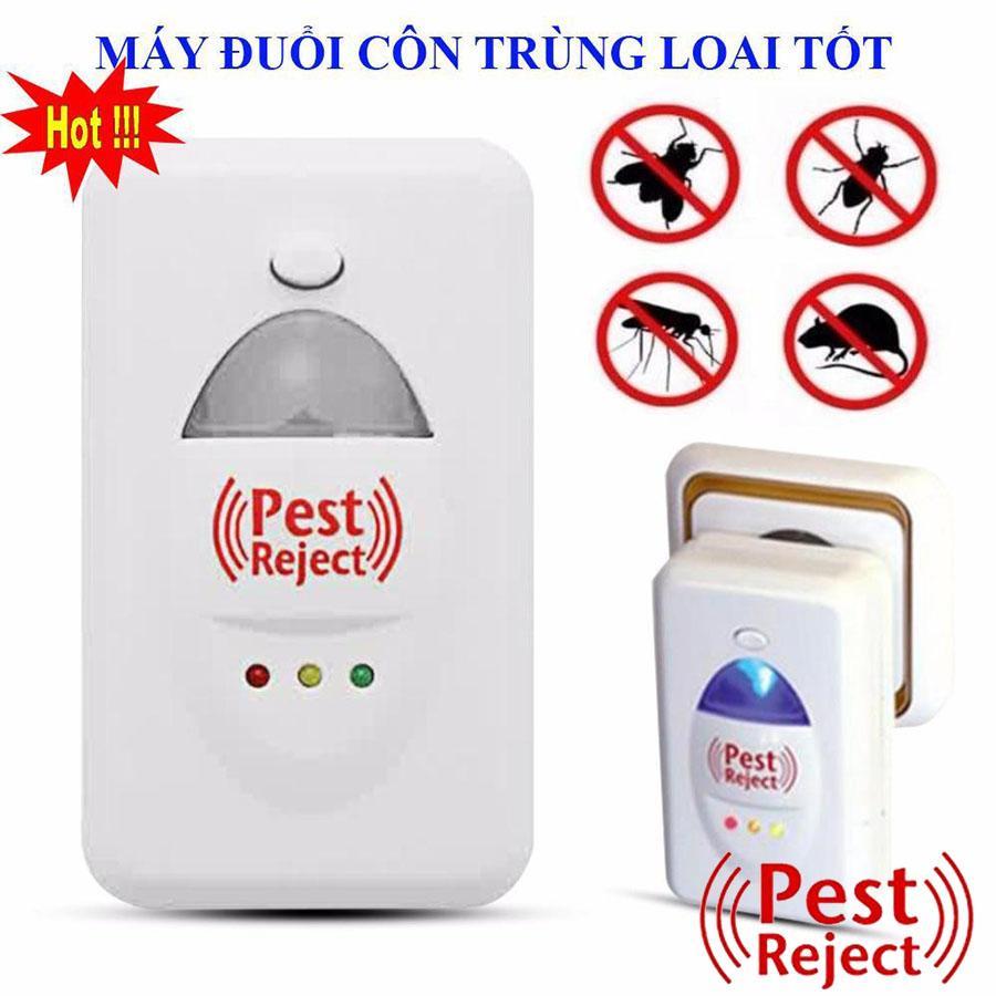 Bán đèn bắt muỗi tại đà nẵng, Máy  đuổi chuột giá rẻ không ảnh hưởng đến các thiết bị điện, bảo hành uy tín bởi Smart Buy, M154