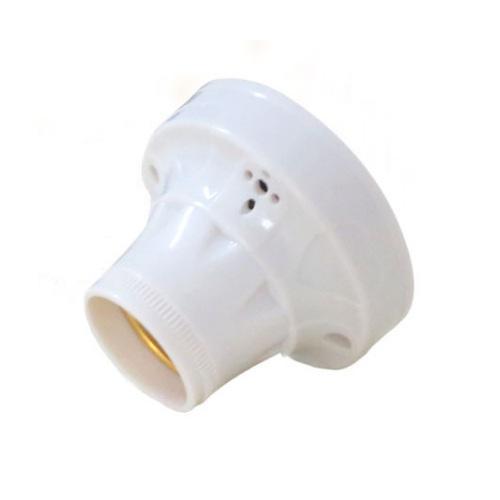 Đui đèn cảm ứng âm thanh ánh sáng E27
