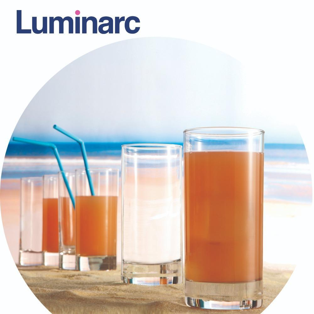 Bộ 6 ly thuỷ tinh cao Luminarc Islande 150ml 12829
