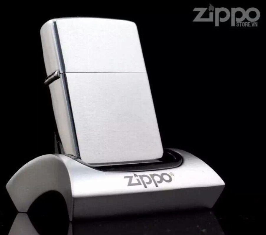 Bật Lửa Zippo đá Classic.cực sang.hàng chất lượng