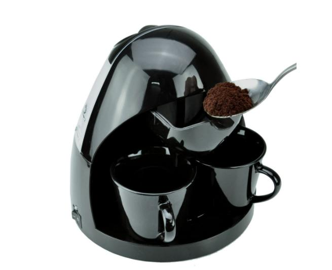 Máy pha cà phê Americano Couples - Euro Quality ( Black )