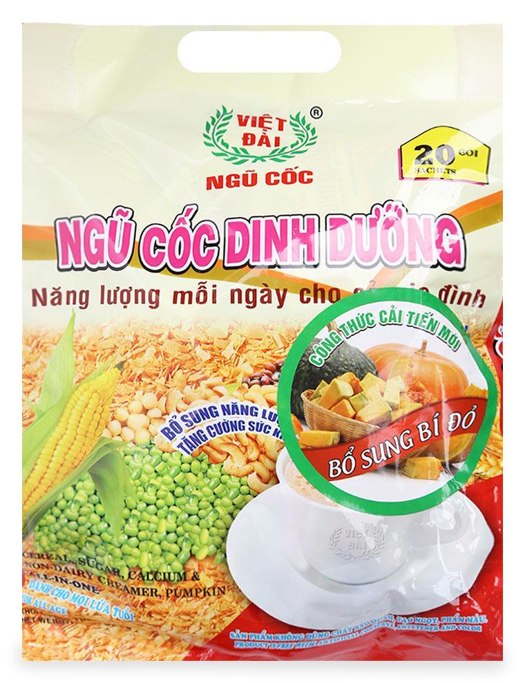 Ngũ Cốc Dinh Dưỡng Việt Đài Túi 500G