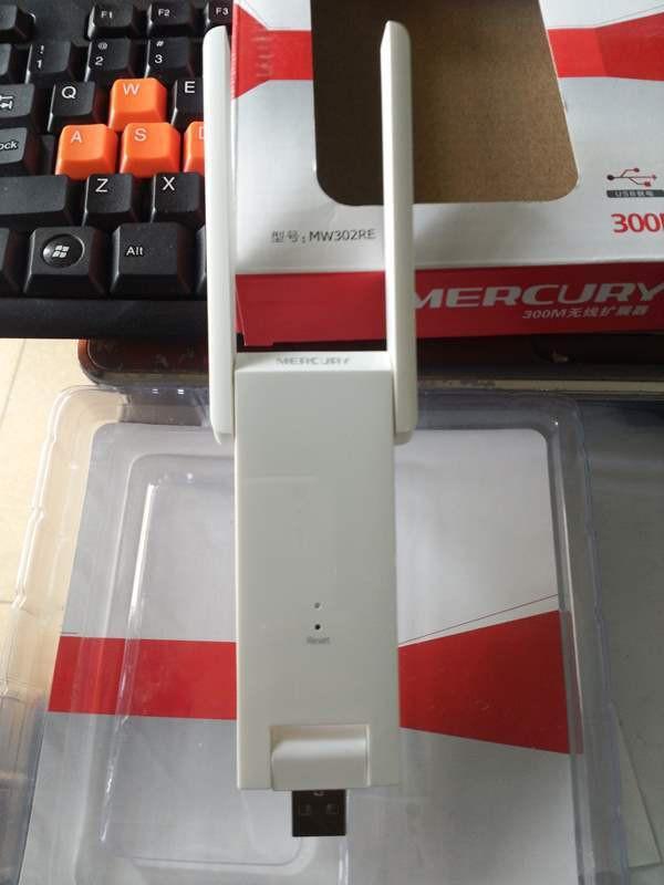 Thiết bị kích sóng Wifi Mercury MW302RE 2 râu