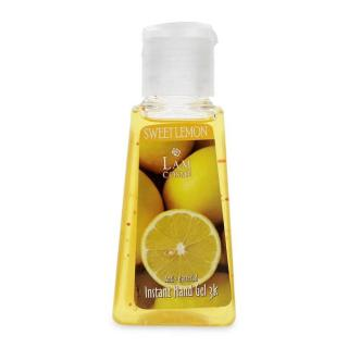 Gel rửa tay khô 3k (60ml) Lamcosmé-SWEET LEMON hương chanh vàng thumbnail