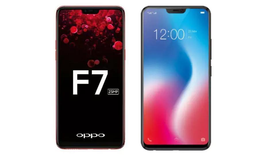 OPPO F7 2018