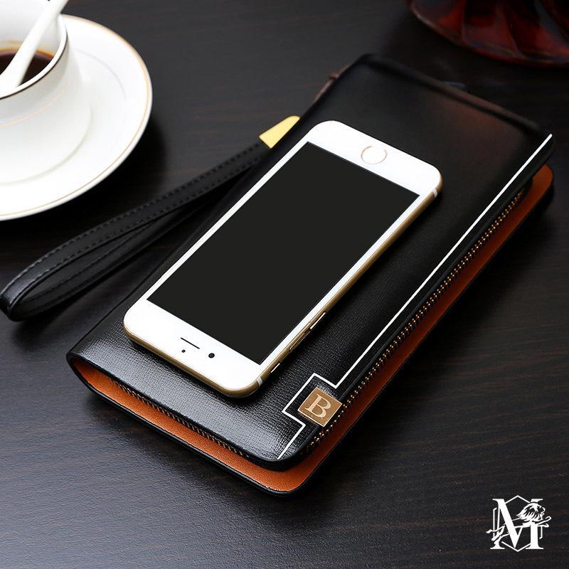 Bóp ví dài cầm tay NỮ (Nam) B103