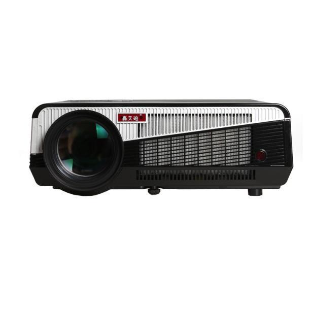 Bessky HD LED86 + Rạp Hát Tại Nhà Máy Chiếu WIFI Video Máy Chiếu Hỗ Trợ Nhà Moive, Trò Chơi Đa Năng