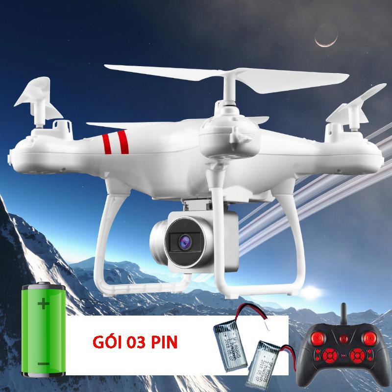 [Gói 03 pin] Máy bay Flycam KY101 Cao cấp, kết...