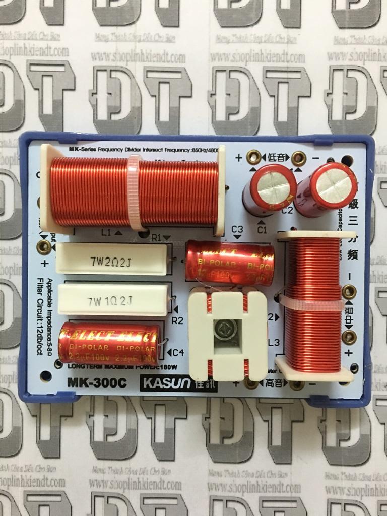 Phân tần KASUN MK-300C 3 Way  chất lượng cao