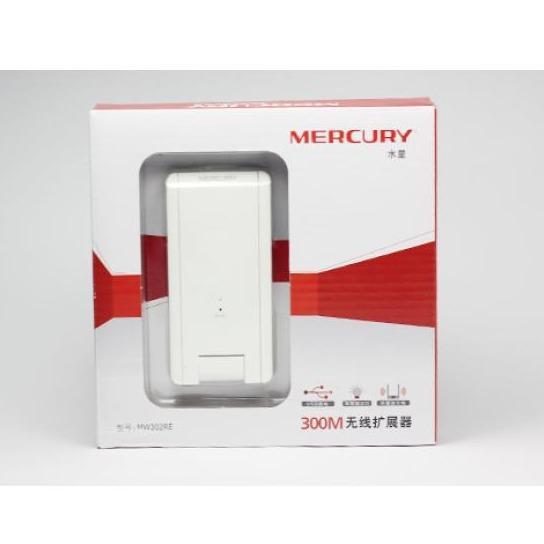 Thiết Bị Kích sóng Wifi 300M 2 Râu Mercury MW302RE