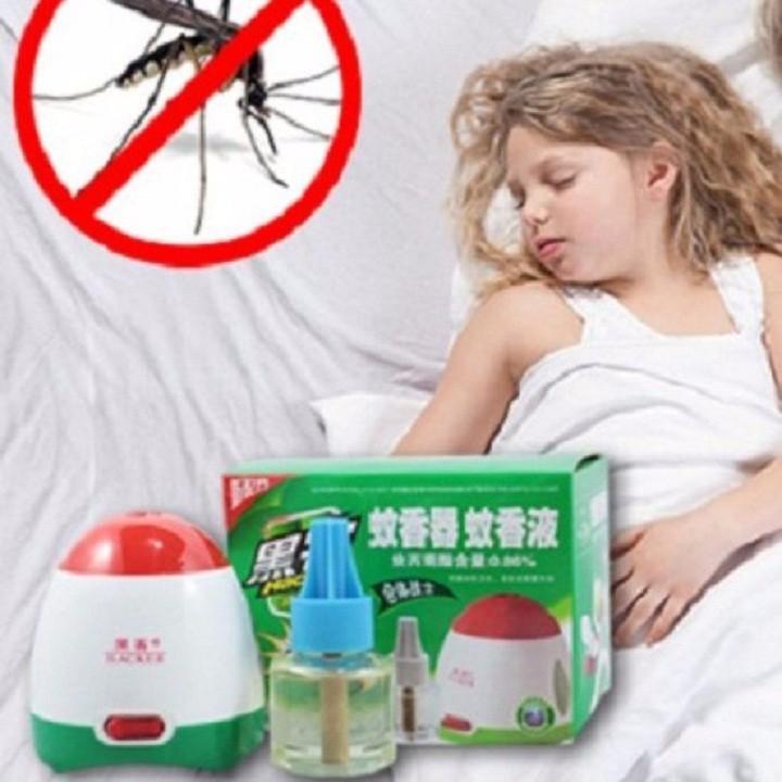Đèn đuổi muỗi tinh dầu Hacker