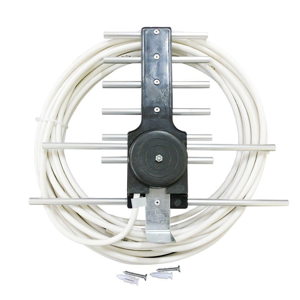Bộ Anten thông minh+12m dây cáp đồng trục+Jack nối