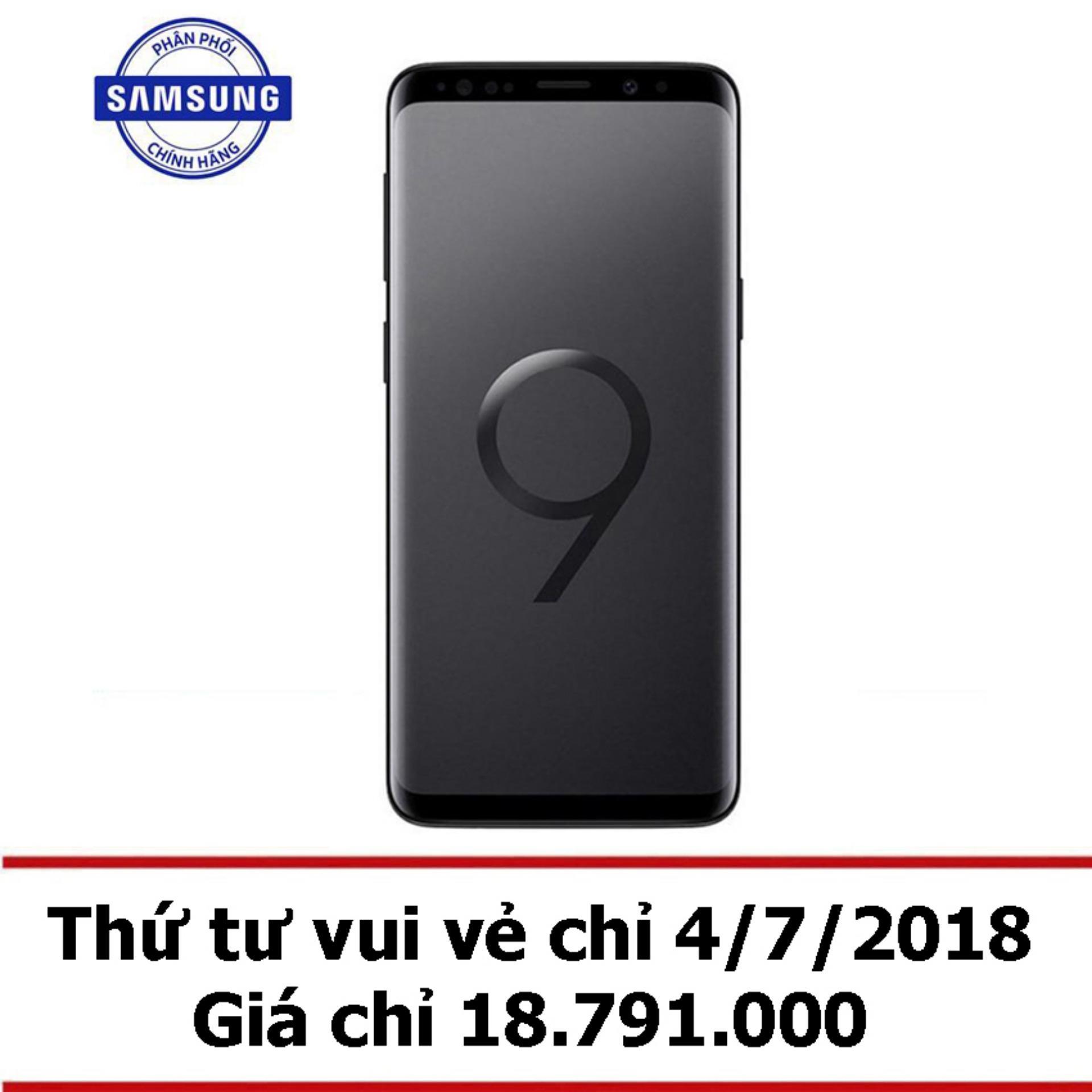 Samsung Galaxy S9 64GB Ram 4GB (Đen huyền Bí) -...
