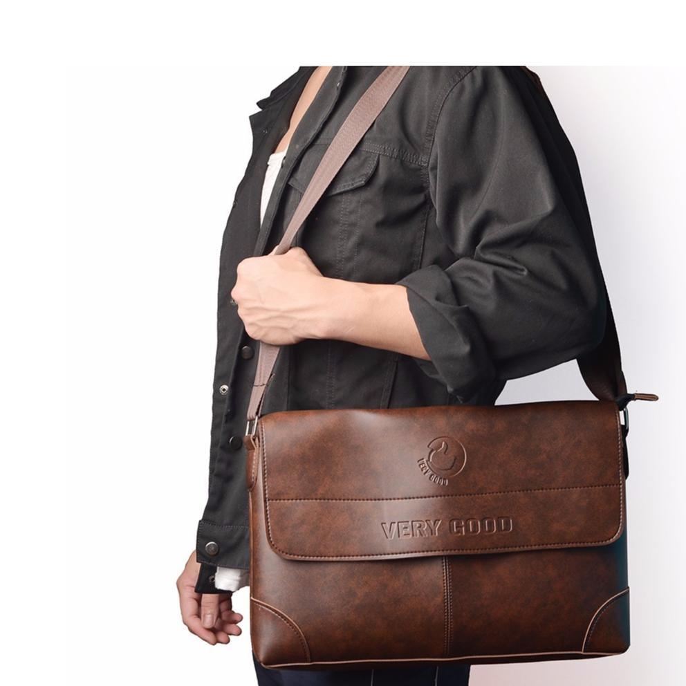 Túi đeo chéo nam đựng laptop MS3 tại bách hóa online 99
