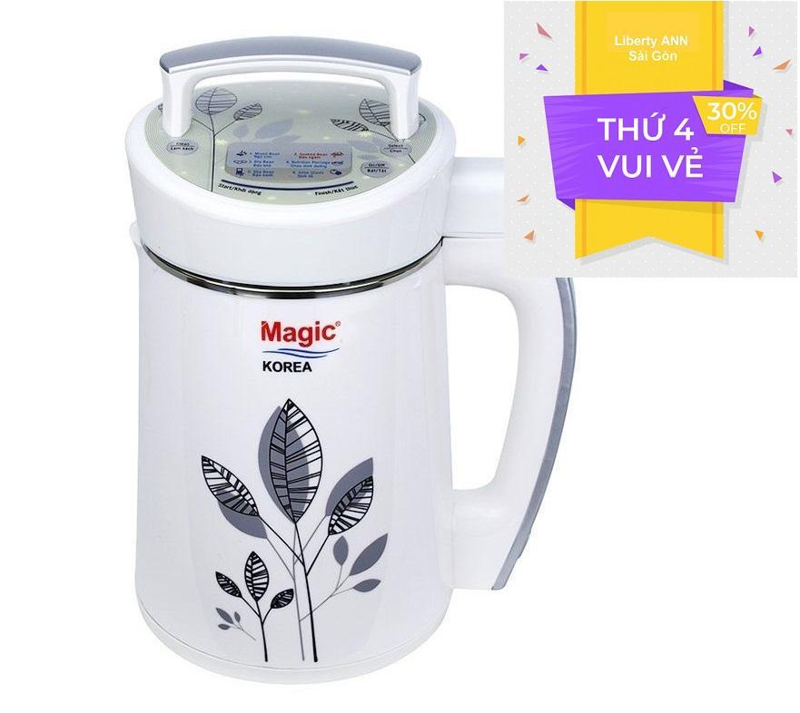 Máy Làm Sữa Đậu Nành Magic Korea A68 Năm 2019